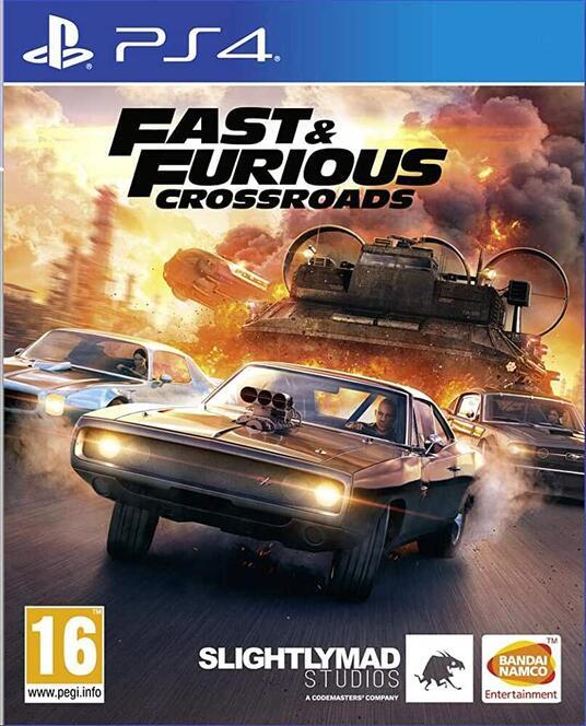 Fast & Furious Crossroads PlayStation 4 [Edizione: Francia]