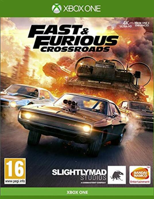 Fast & Furious Crossroads Xbox One [Edizione: Francia]
