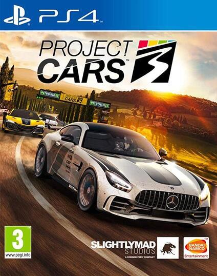 Project Cars 3 PlayStation 4 [Edizione: Francia]