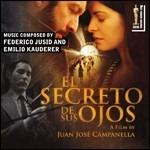 Cover della colonna sonora del film Il segreto dei suoi occhi