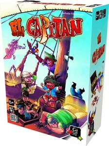 Giocattolo El Capitan Gigamic 0