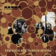 Psychillis of a Lunaticgenius - Vinile LP di Pazop