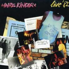 Live 1982 - CD Audio di Ihre Kinder