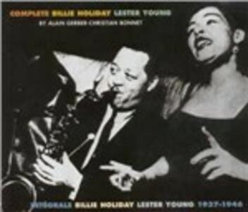 CD Complete Billie Holiday Billie Holiday