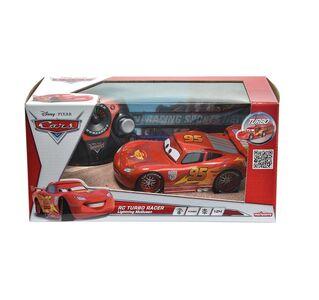 Giocattolo Majorette. Cars. Saetta McQueen Metallic 1:24 con Radiocomando Majorette 0