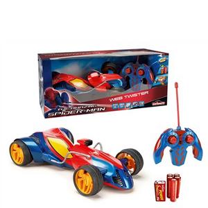 Giocattolo RC Auto Spiderman Simba Toys 0