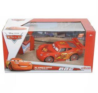 Giocattolo Auto Radiocomandata Saetta McQueen. Cars. 1 Canale Majorette 0