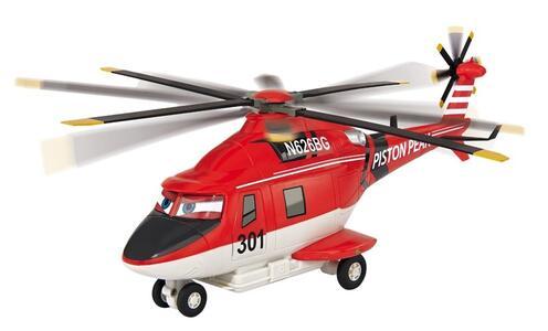 Majorette Disney Planes Fire & Rescue. R/C Blade Elicottero a 2 Canali