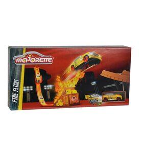 Giocattolo Majorette. Stunt Heroes. Pista Volo Tra Le Fiamme + 1 Auto Simba Toys 0