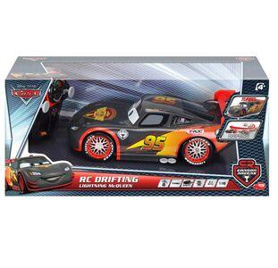 Giocattolo Majorette. Cars. Carbon Racers. Saetta McQueen 1:16 con Radiocomando Majorette 0