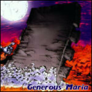 Command of the New Rock - Vinile LP di Generous Maria
