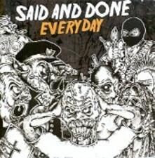 Everyday - Vinile LP di Said and Done