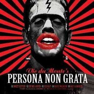 Split Connections vol.1 - Vinile LP di Vic Du Monte's Persona Non Grata