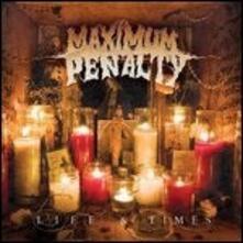 Life & Times - Vinile LP di Maximum Penalty