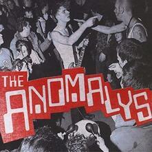 Anomalys - Vinile LP di Anomalys