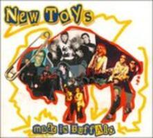 Made in Buffalo - Vinile LP di New Toys