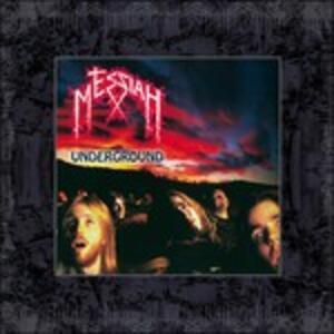 Underground - Vinile LP di Messiah