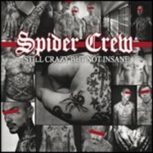 Still Cazy But Not Insane - Vinile LP di Spider Crew