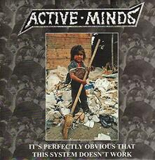 It's Perfectly Obvious - Vinile LP di Active Minds