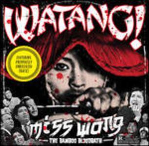Miss Wong - Vinile LP di Watang!