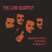 Quattro Pezzi Facili - Vinile 7'' di Link Quartet