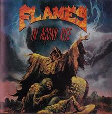 In Agony Rise - Vinile LP di Flames
