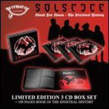 Blood Fire Doom - Vinile LP di Solstice