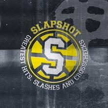Greatest Hits, Slashes & Crosschecks - Vinile LP di Slapshot