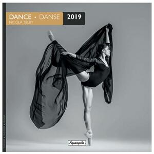 Calendario 2019 Danza Aquarupella. Danse - 30x30