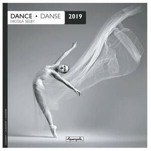 Calendario 2019 Danza Aquarupella. Danse - 16,5x16,5