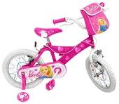 Bicicletta bambina Schiano Barbie ruota gonfiabile