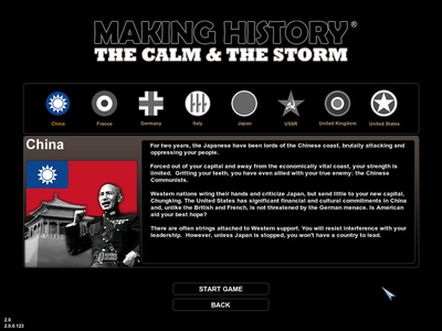 Videogioco Making History The Calm & The Storm Personal Computer 3