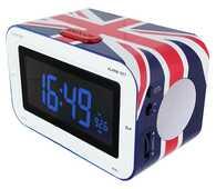 Idee regalo Radio sveglia Kids doppio allarme RR30 UK Bigben Interactive