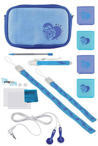 BB Pack Blue 3DS - 3
