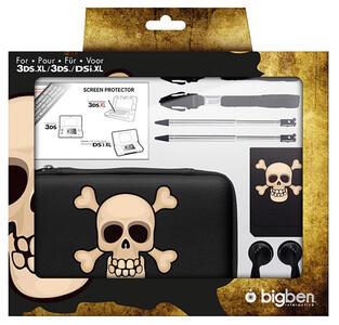 Bigben Interactive 3DSXLPACK3PIRATE parte e accessorio per console da gioco