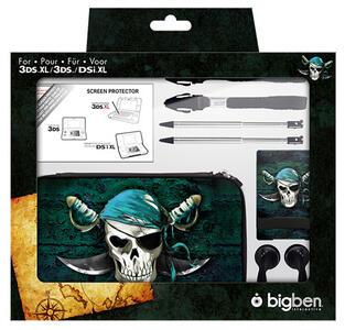 Bigben Interactive 3DSXLPACK3PIRATE parte e accessorio per console da gioco - 4