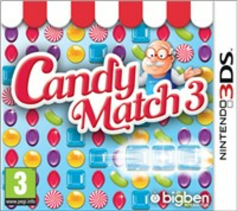 Videogioco Candy Match 3 Nintendo 3DS