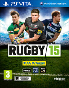 Rugby 2015 - PS Vita - 2