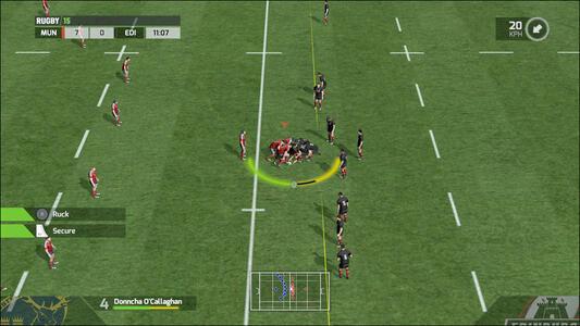 Rugby 2015 - PS Vita - 7