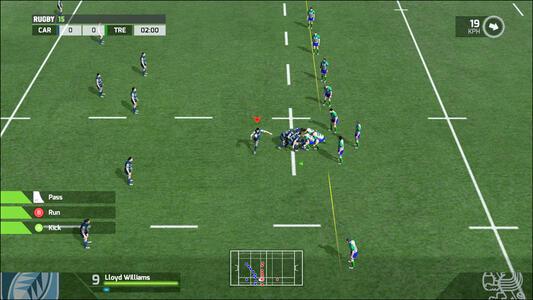 Rugby 2015 - PS Vita - 9