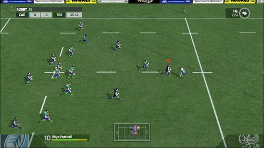 Rugby 2015 - PS Vita - 10