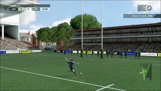 Rugby 2015 - PS Vita - 11