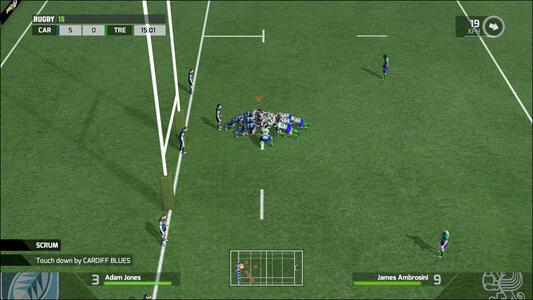 Rugby 2015 - PS Vita - 12
