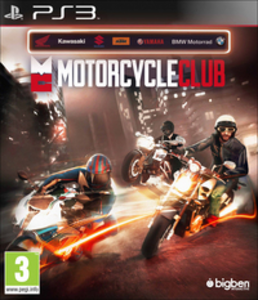 Videogioco Motorcycle Club PlayStation3 0