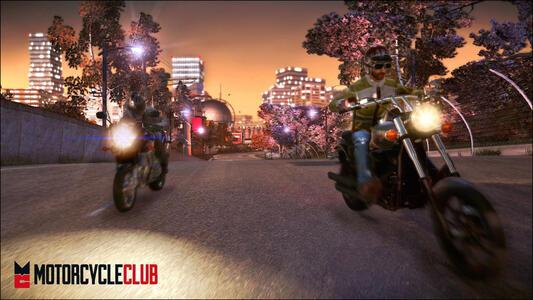 Motorcycle Club - 3