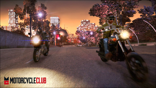 Videogioco Motorcycle Club PlayStation3 1