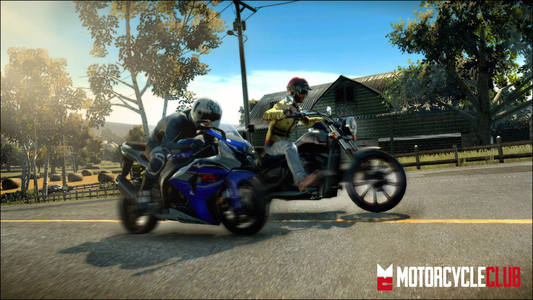 Videogioco Motorcycle Club PlayStation3 2