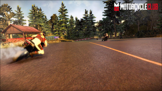 Videogioco Motorcycle Club PlayStation3 3