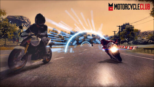 Motorcycle Club - 8