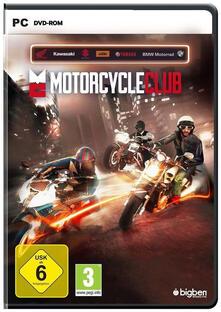 Bigben Interactive Motorcycle Club - PC